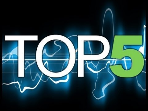 top 5 graphic