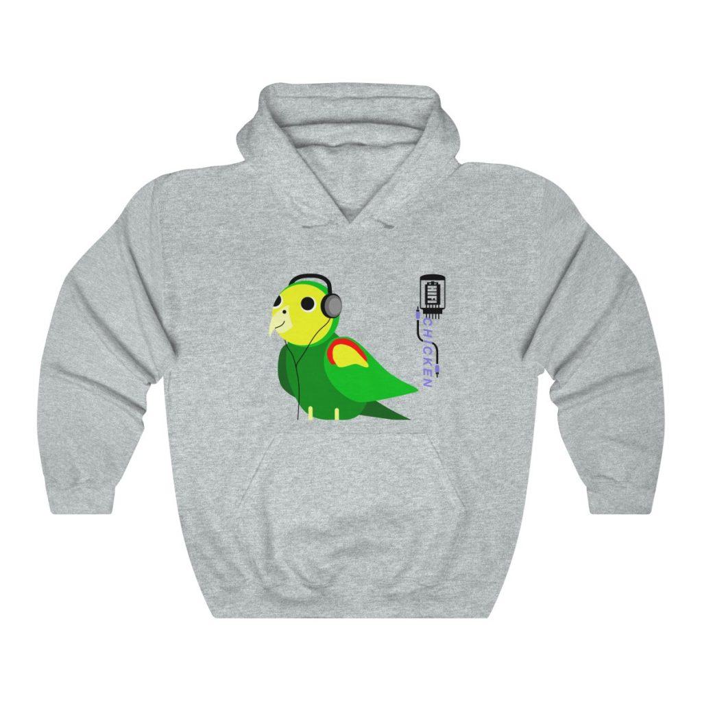 hifi chicken hoodie audiophile gift