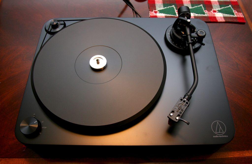 Audio Technica LP7 table